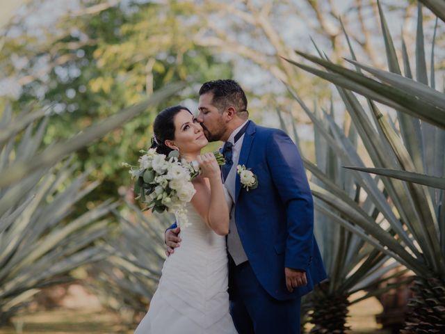 La boda de Gerardo y Darinka en Abalá, Yucatán 17