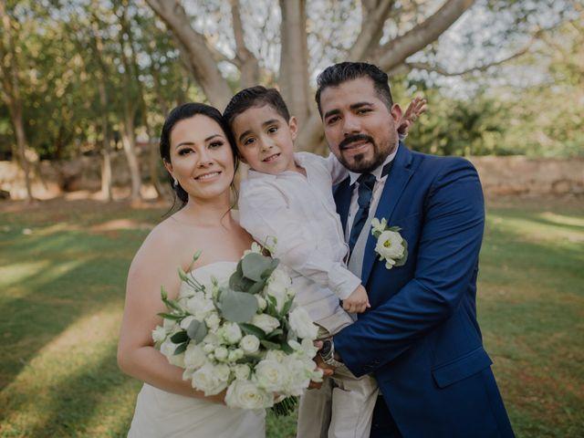 La boda de Gerardo y Darinka en Abalá, Yucatán 18
