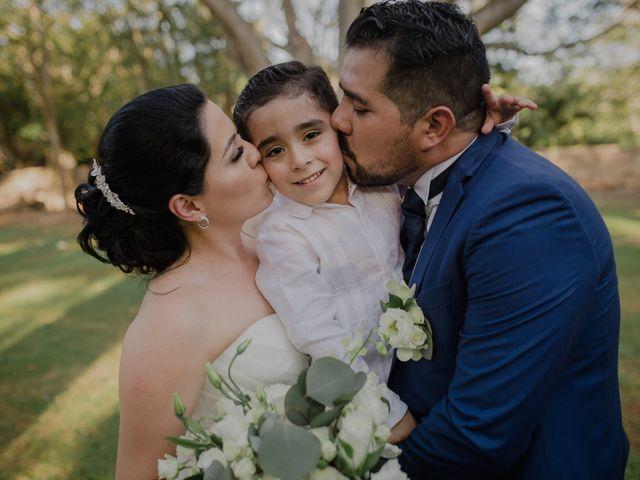 La boda de Gerardo y Darinka en Abalá, Yucatán 19