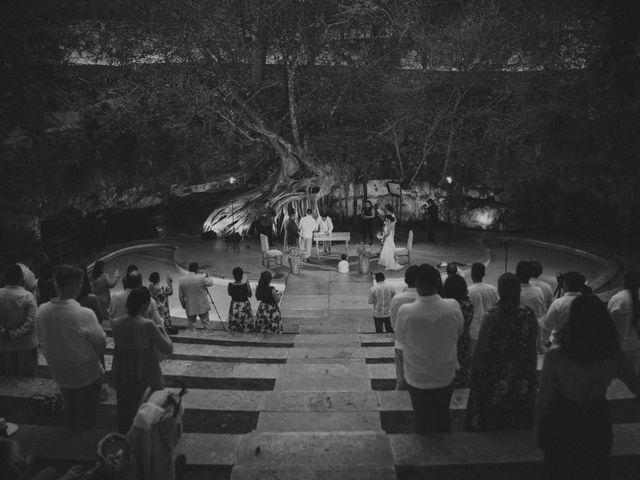 La boda de Gerardo y Darinka en Abalá, Yucatán 21