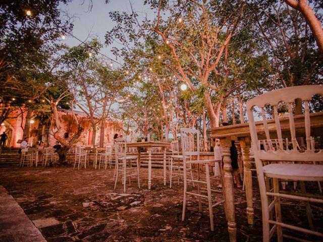 La boda de Gerardo y Darinka en Abalá, Yucatán 22