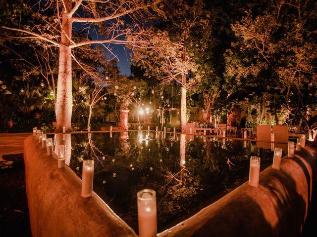 La boda de Gerardo y Darinka en Abalá, Yucatán 23