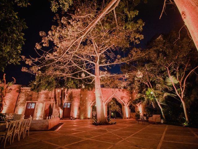 La boda de Gerardo y Darinka en Abalá, Yucatán 24