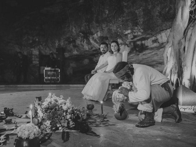 La boda de Gerardo y Darinka en Abalá, Yucatán 26