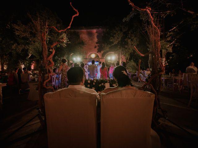La boda de Gerardo y Darinka en Abalá, Yucatán 28