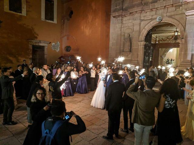 La boda de Daniel y Cleme en San Luis Potosí, San Luis Potosí 9