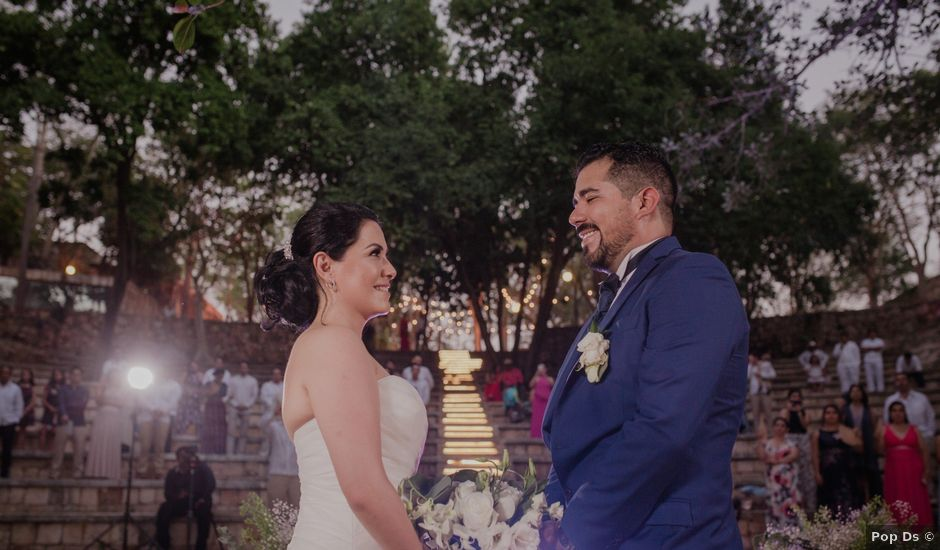 La boda de Gerardo y Darinka en Mérida, Yucatán