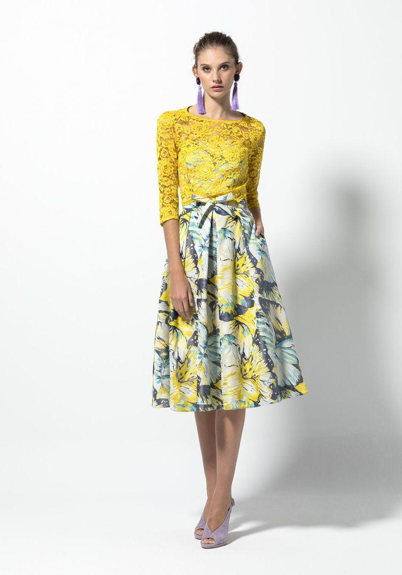 7626cdb0 55 vestidos para fiesta de día ¡y vámonos de boda! - bodas.com.mx