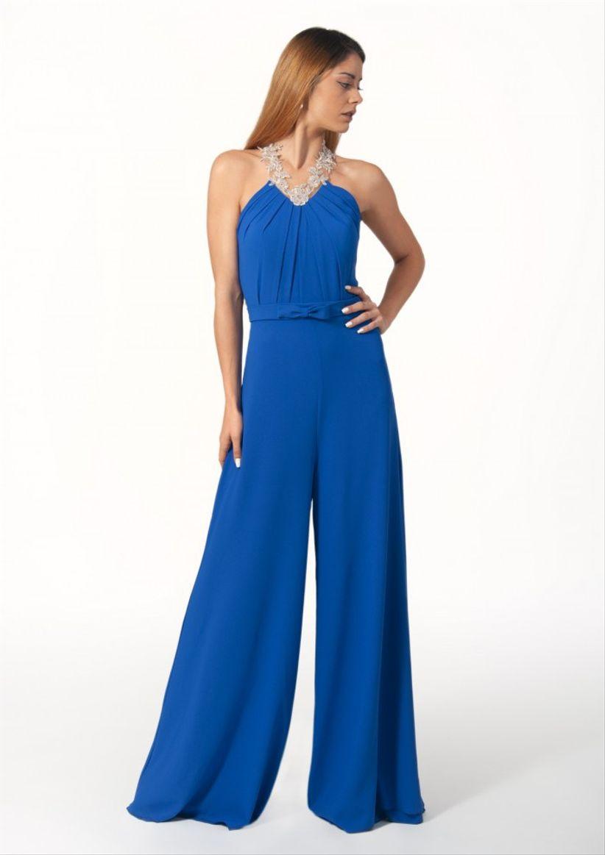 69c4e07eb6 45 vestidos de noche azul rey para brillar como invitada - bodas.com.mx