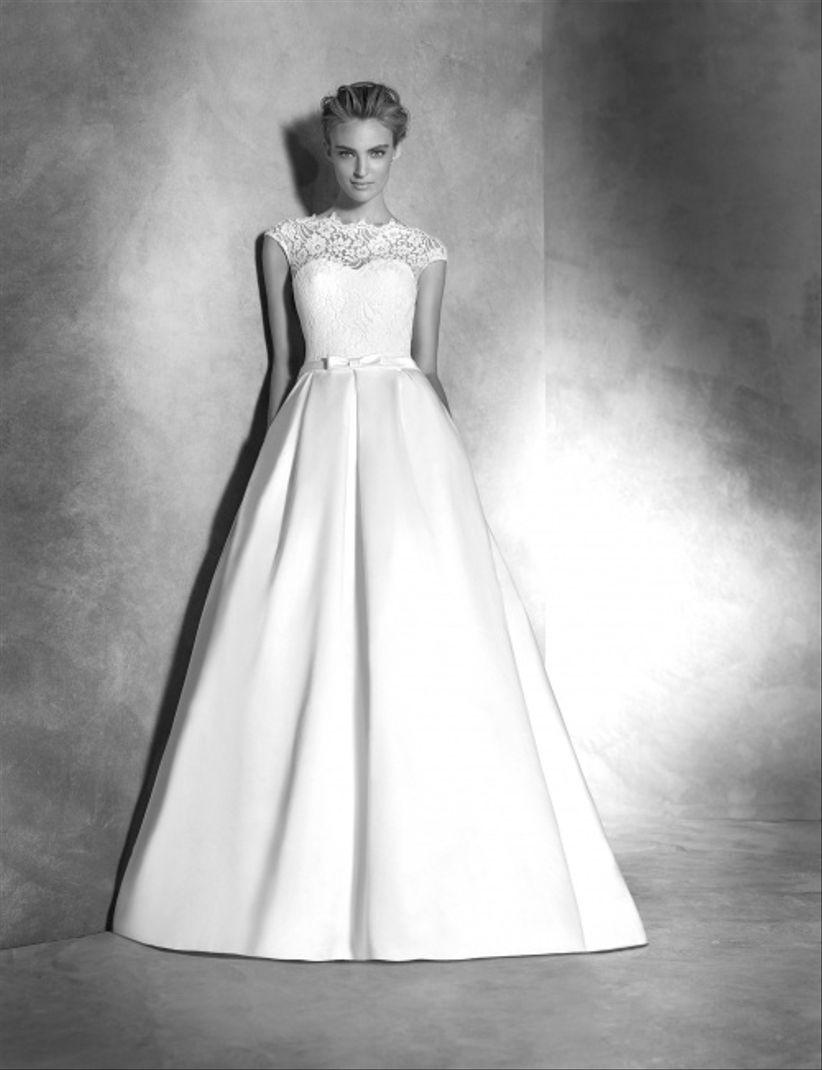 e7784ac98 Vestidos de novia Pronovias 2016 - bodas.com.mx