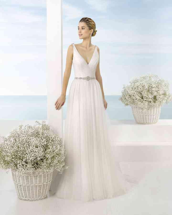 60 Vestidos Ideales Para Novias Bajitas Con Grandes