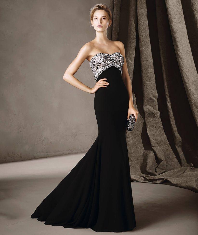 120 vestidos elegantes para fiesta  acierta con tu estilismo - bodas ... 8cdf17ea7cd9