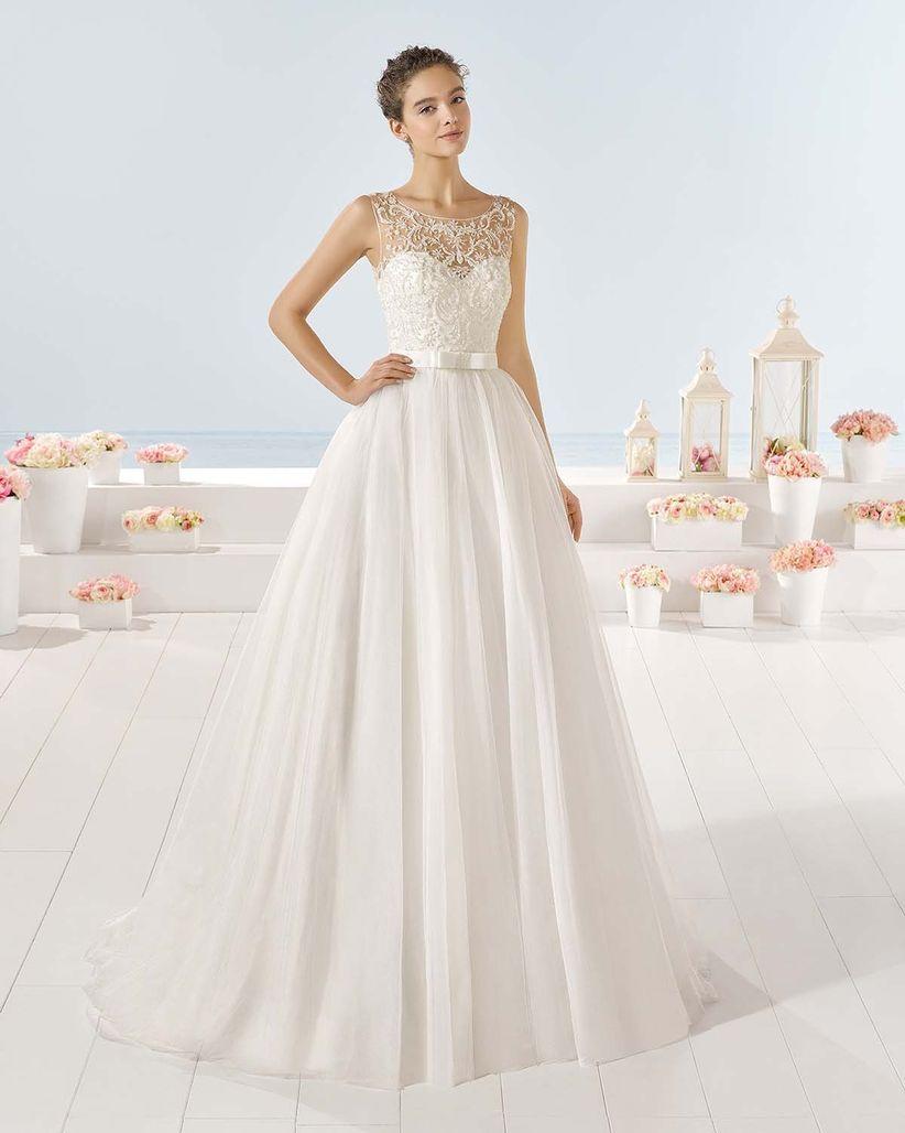 Aplicaciones para vestidos de novia precios