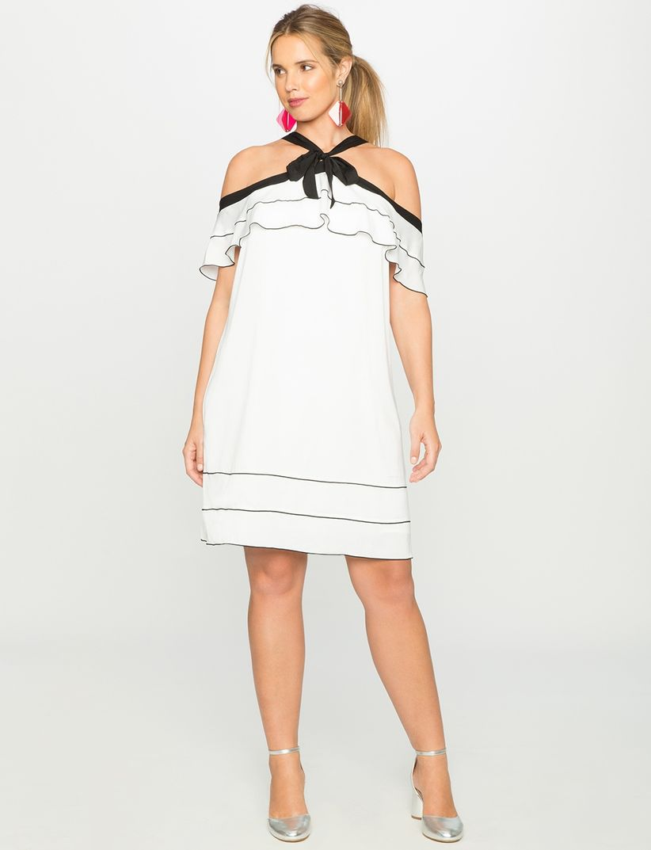 Vestidos de 15 blanco para gorditas