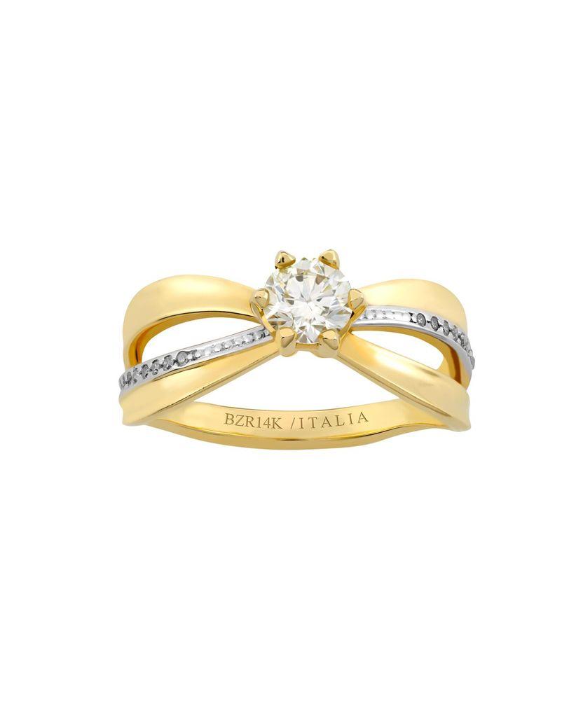 19bb312cbd2f Los 70 anillos de compromiso solitarios más bonitos - bodas.com.mx