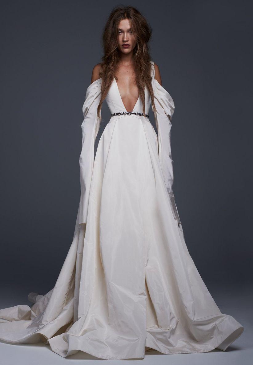Vestidos de novia cortos vera wang