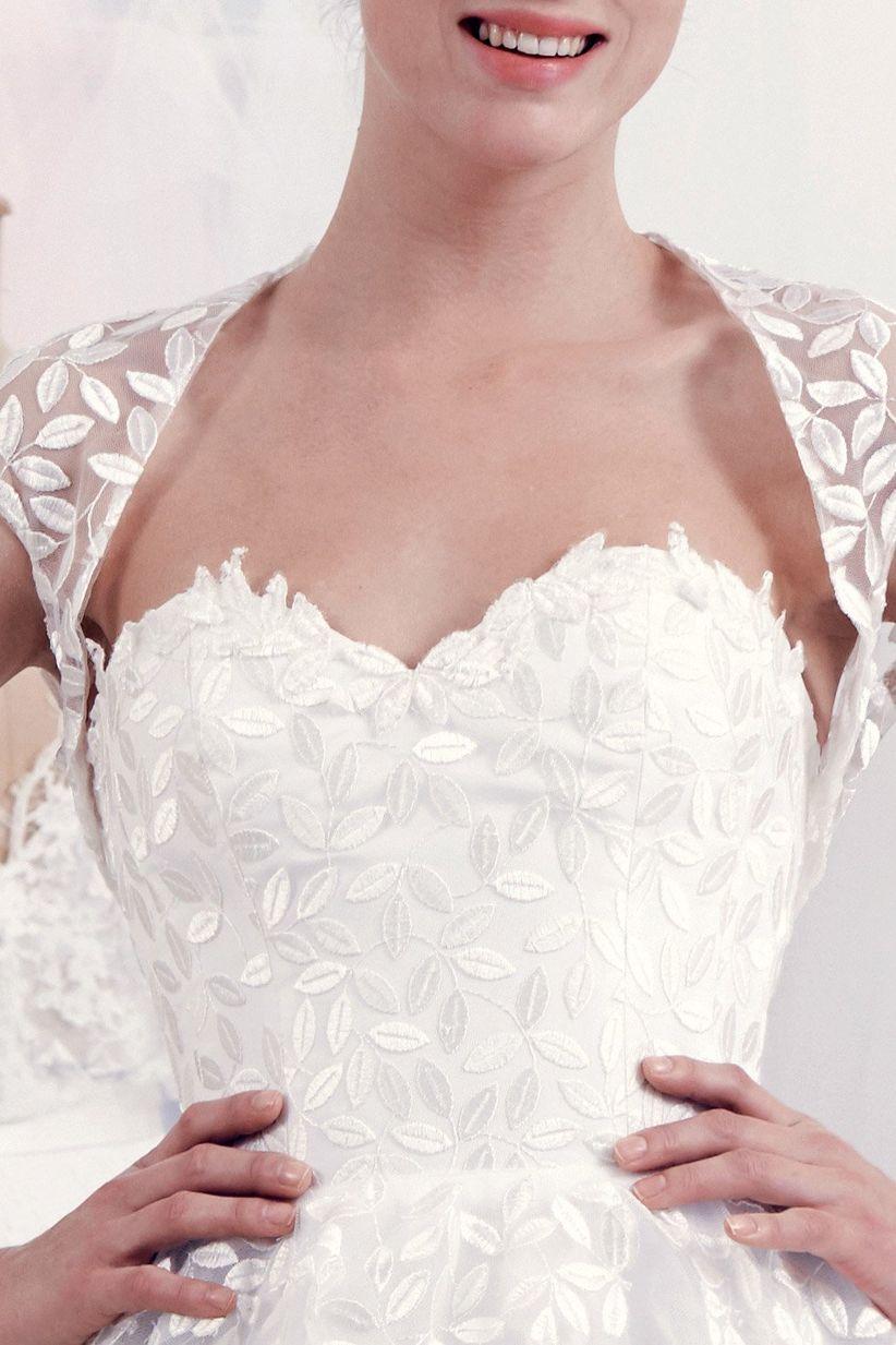 Prendas de abrigo para novias, ¡no pases frío! - bodas.com.mx