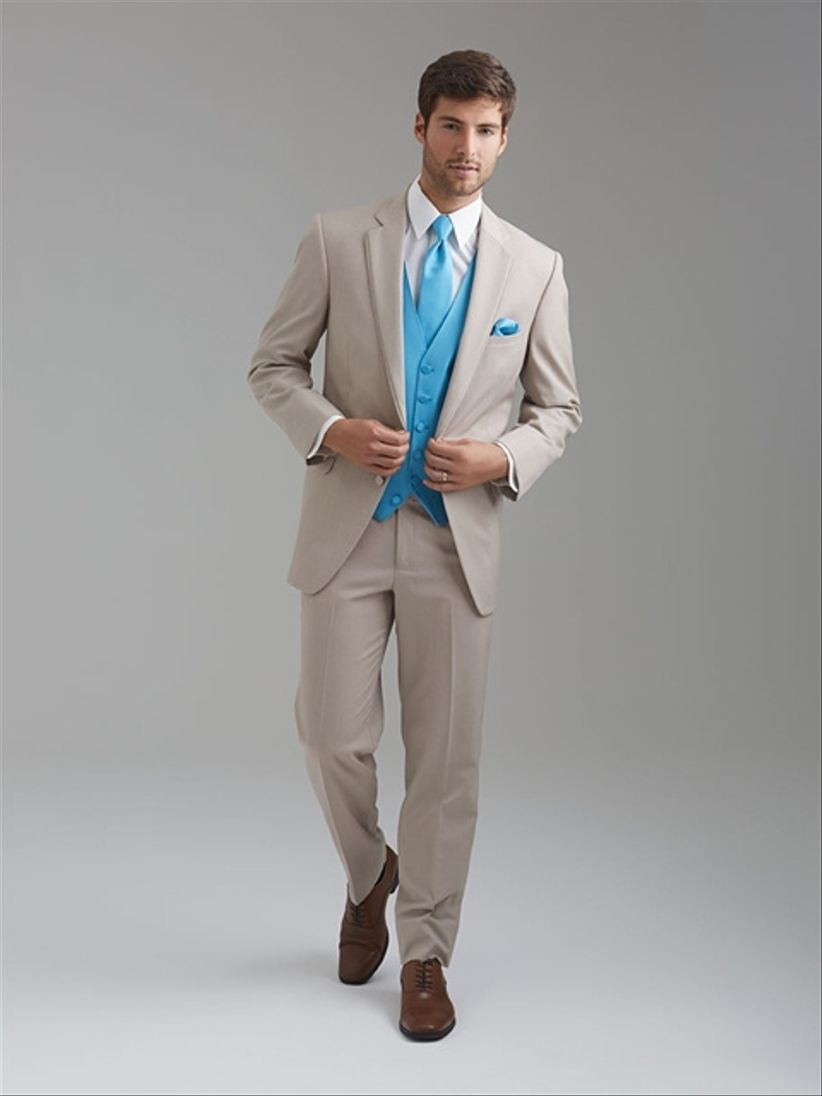 30 trajes de novio de colores: elegancia vanguardista - bodas.mx