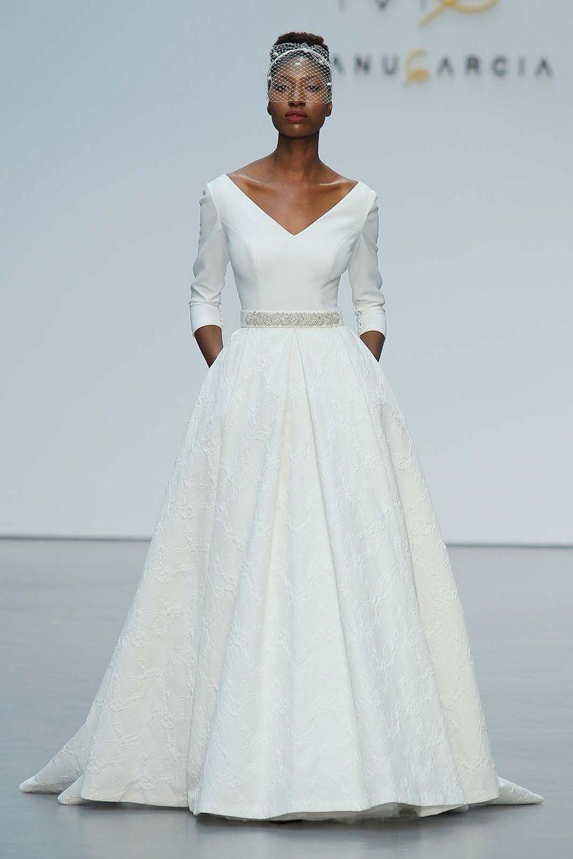 100 imágenes de vestidos de novia para cinco tipos de boda ...