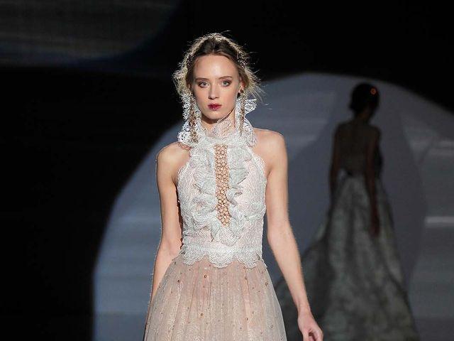 Vestidos de novia vintage 2018