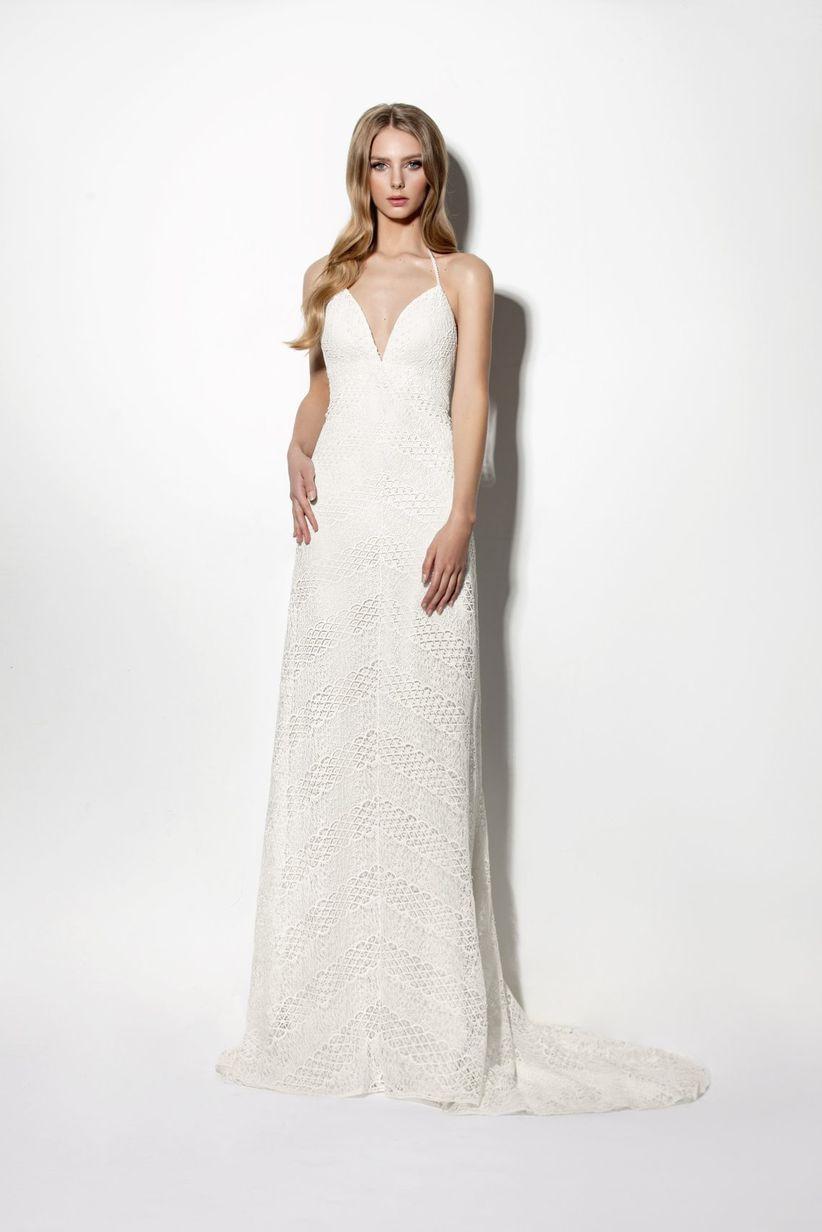 Vestidos para novias delgadas