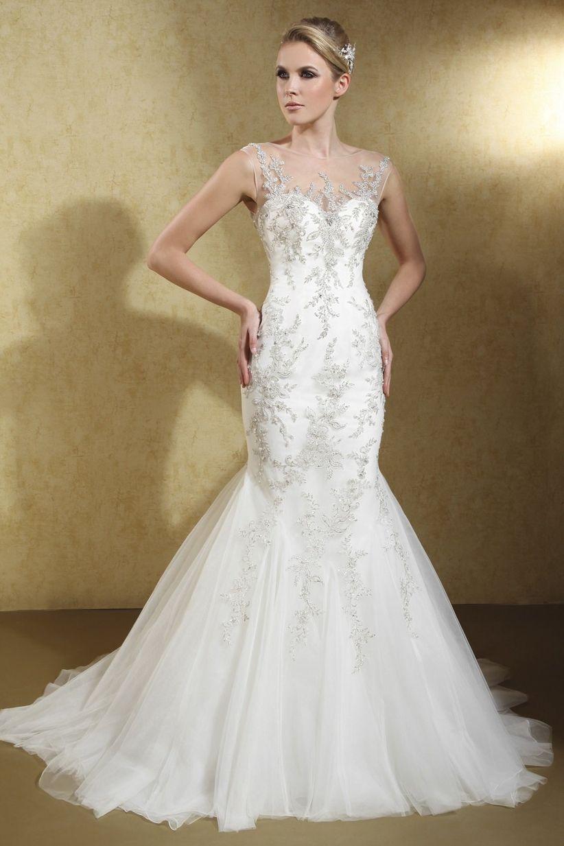 1949ab075a 100 vestidos de novia corte sirena  verdades