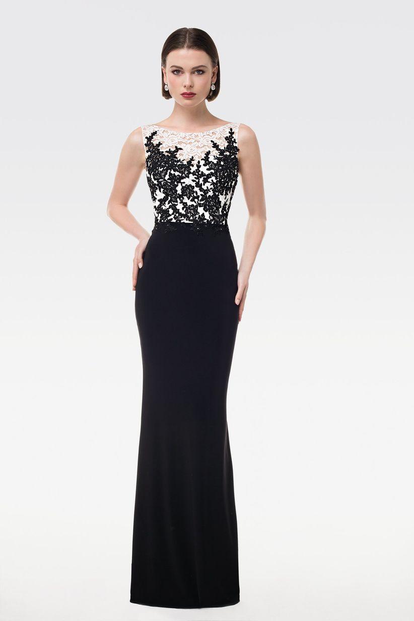 Como adornar un vestido de fiesta con pedreria