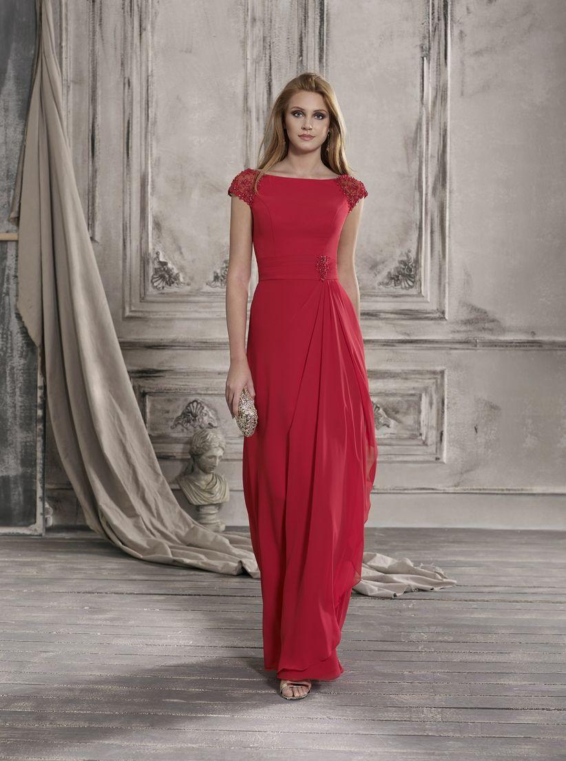 Vestidos ideales para bodas de dia