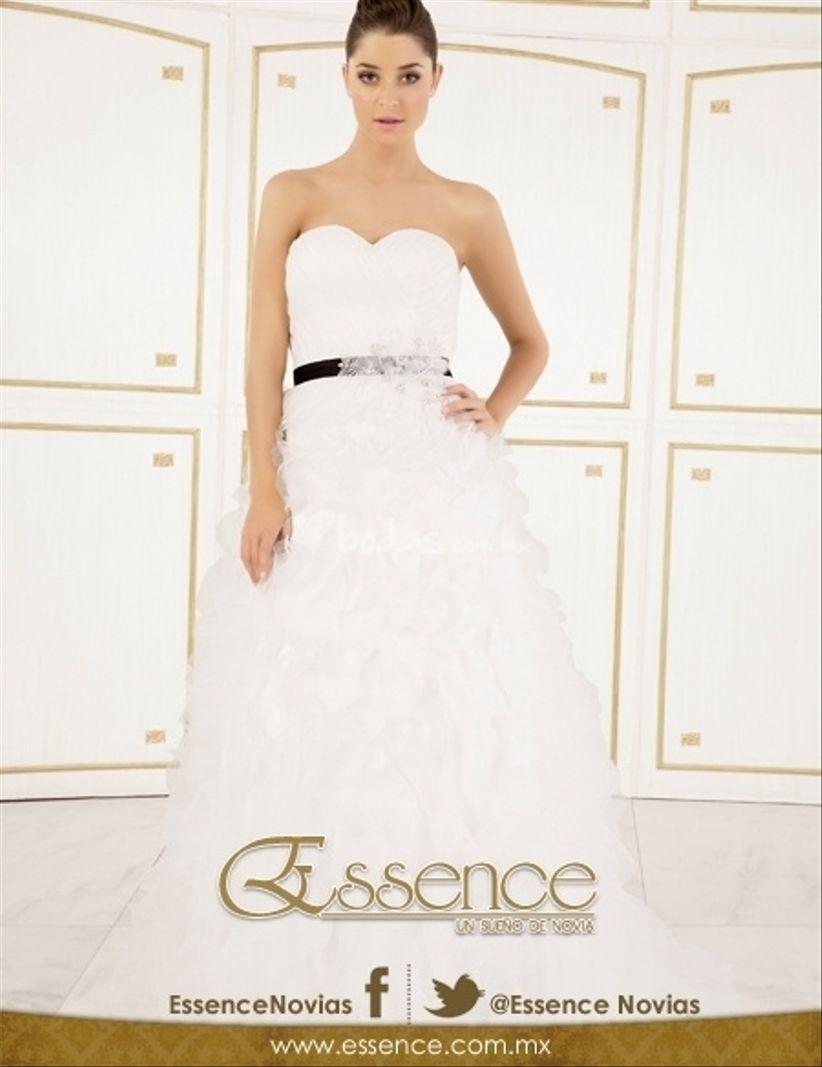 imagenes de vestidos de novia essence – vestidos para bodas