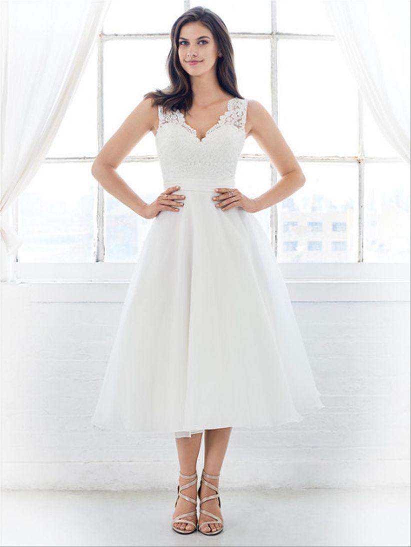 Los mejores vestidos para boda civil