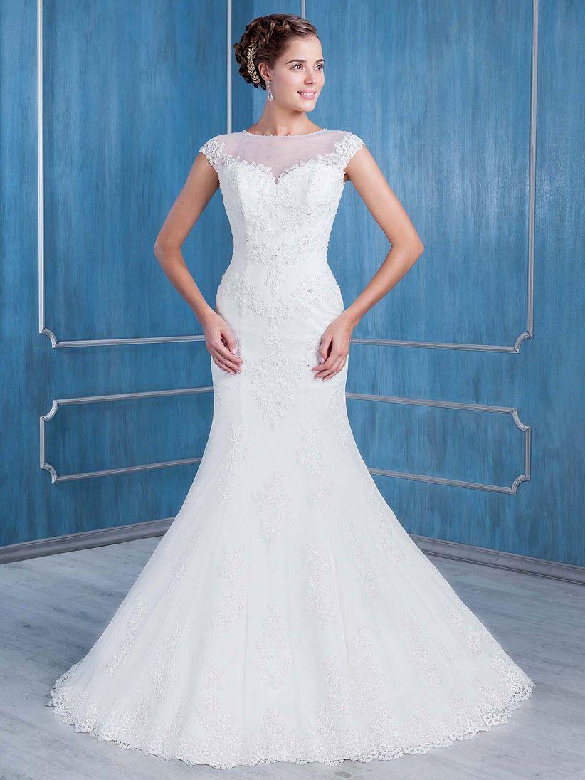 Vestidos de novia Angelique y Angela Betasi 2018: lo clásico nunca ...