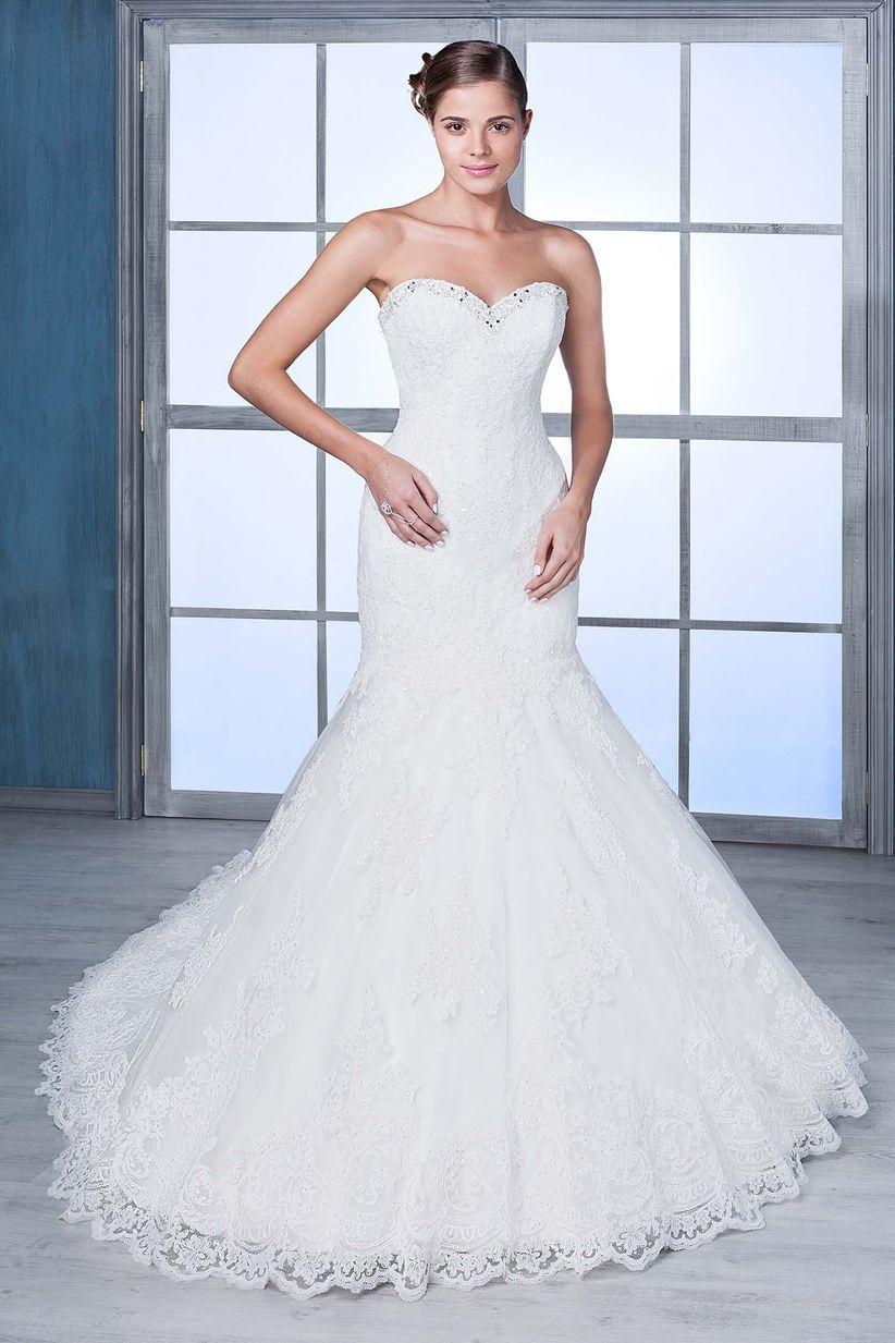 100 vestidos de novia corte sirena: verdades, mitos y tips para ...