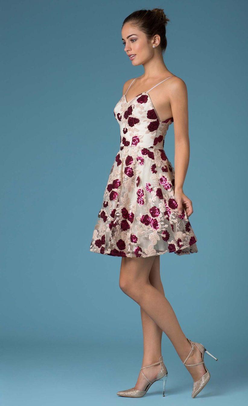 10 Looks De Invitada Para Boda Con Vestidos De Fiesta De