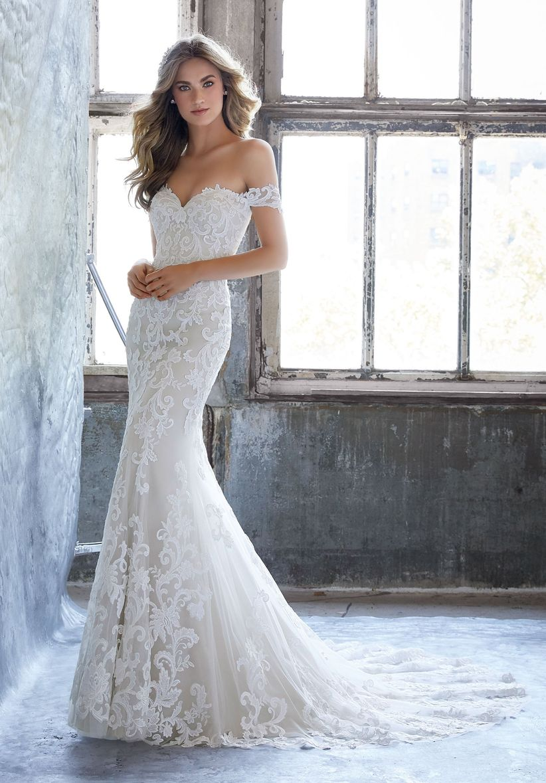 cbbaea0b3 100 vestidos de novia corte sirena  verdades