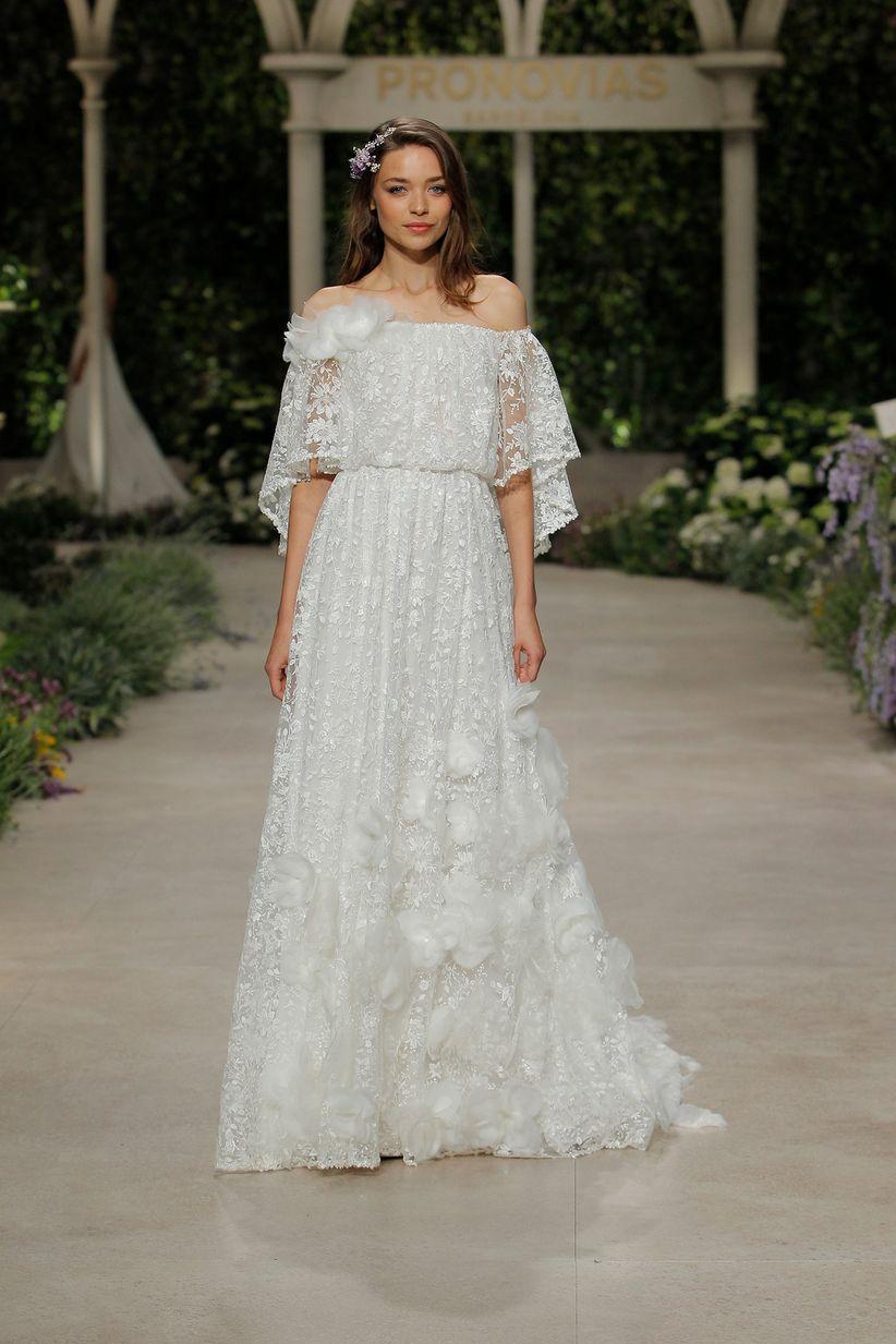 a74f20aea4 70 vestidos de novia modernos ¡que atraparán todos los flashes ...