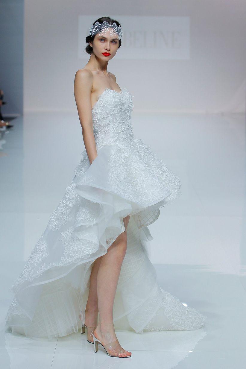 25 vestidos de novia cortos... ¡irresistibles! - bodas.com.mx