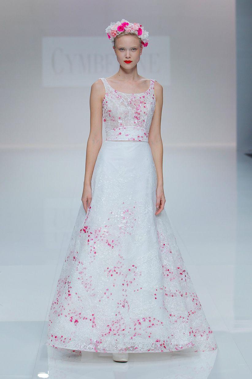 15 tendencias en vestidos de novia 2019: ¡estas son las más ponibles ...