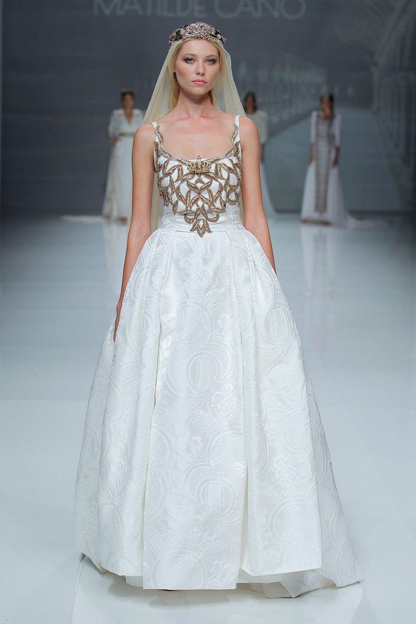 70 vestidos de novia modernos ¡que atraparán todos los flashes ...