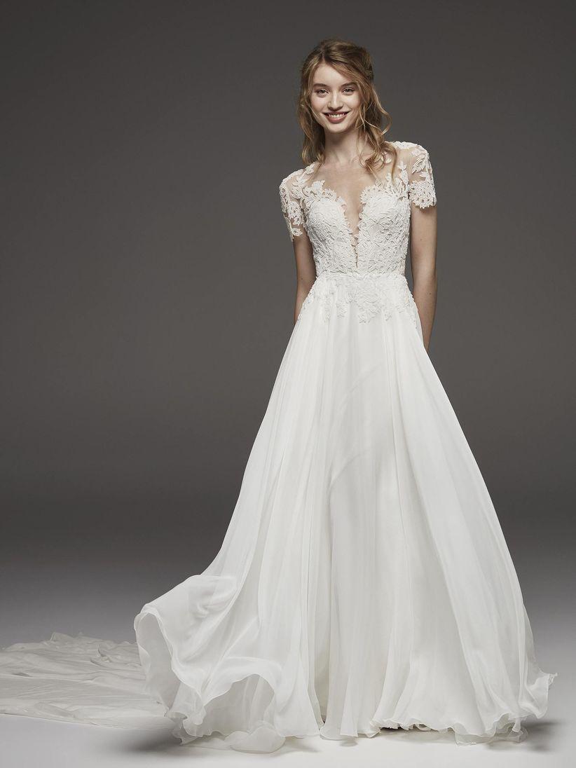 Vestidos la novia elegante saltillo
