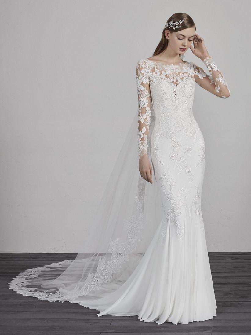 Vestidos de novia sencillos y elegantes para gorditas