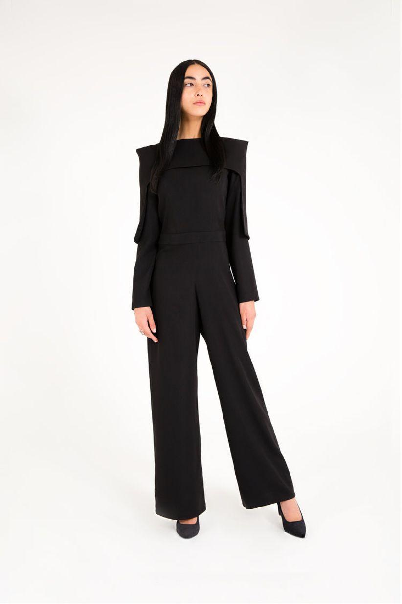 567b5e4c7a11 Invitadas con pantalón? 'Palazzo' y 'jumpsuit', la nueva sensación ...