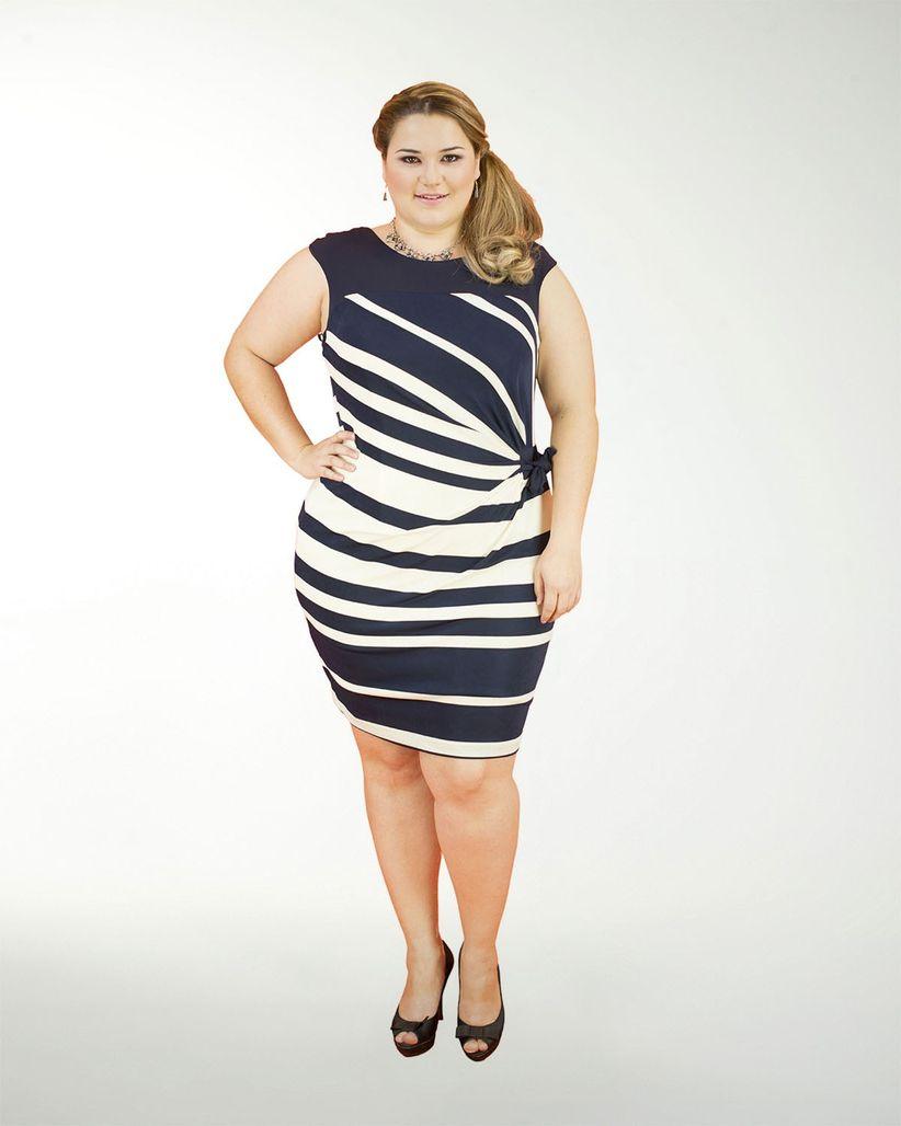 c0473a5175d5 Vestidos de fiesta para gorditas: 30 modelos para lucir cuerpazo ...
