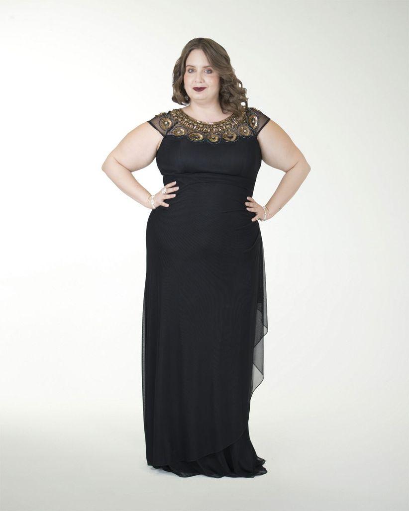 787b3f0d9a6 Vestidos de fiesta para gorditas: 30 modelos para lucir cuerpazo ...