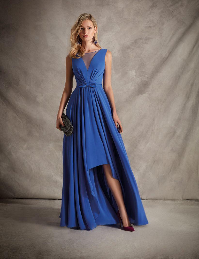 Vestidos De Fiesta Largos Color Azul Marino Vestidos De