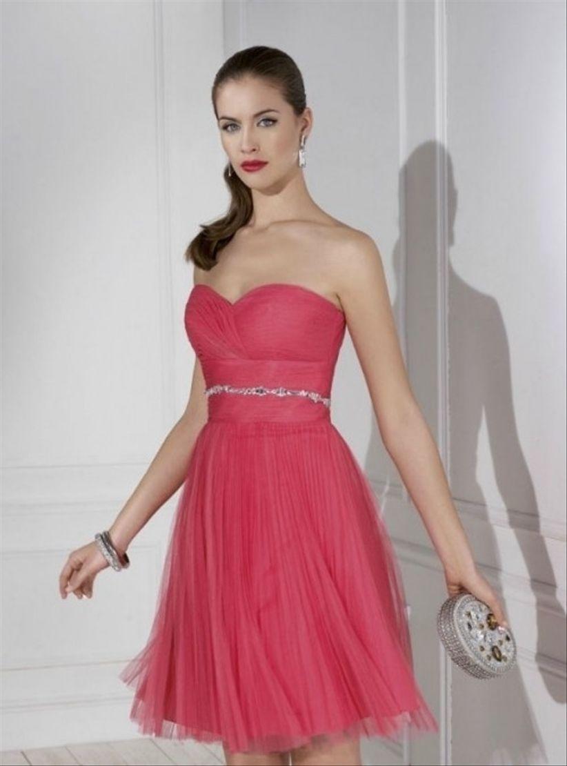 Vestidos de madrinas 2014 for Boda en jardin vestidos