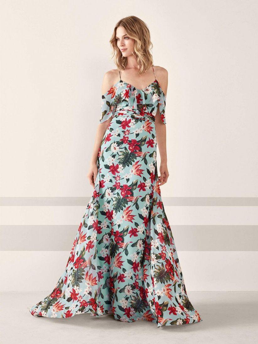 6a1e88e1a 55 vestidos para fiesta de día ¡y vámonos de boda! - bodas.com.mx