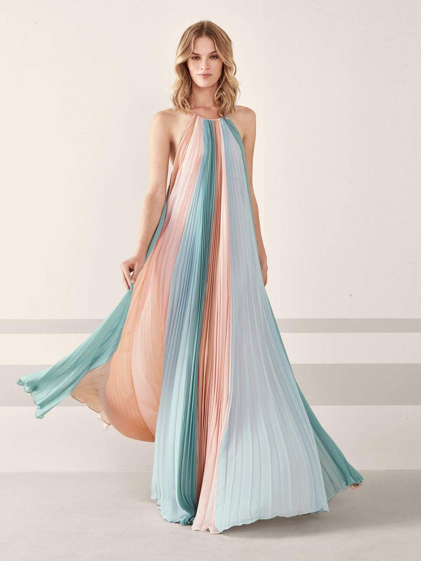 Vestidos Para Fiesta Jardin Dia Nueva Moda Mundial 2019