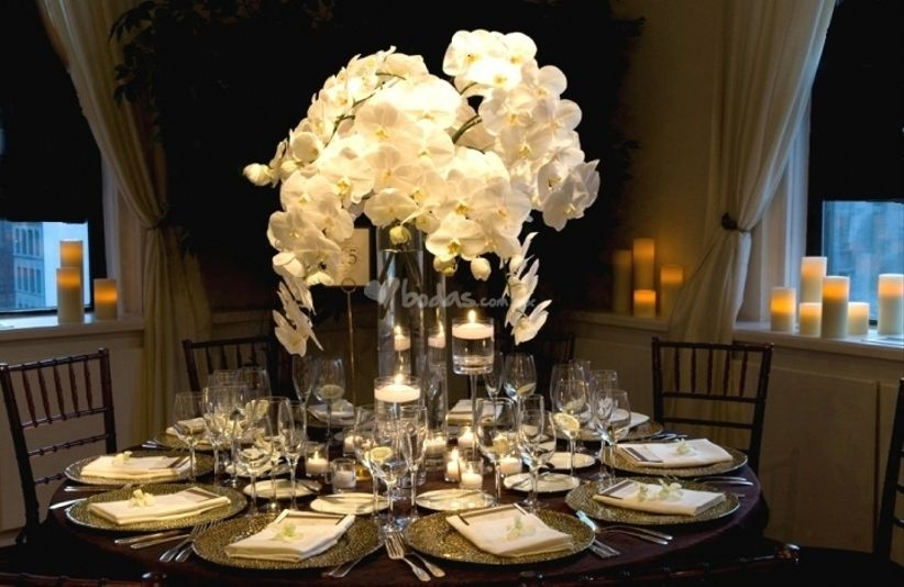Decoracion Para Bodas De Invierno ~ Colores para una boda en invierno  bodas com mx