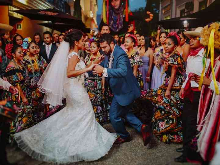 Boda a la mexicana: 7 ideas para ambientar la recepción
