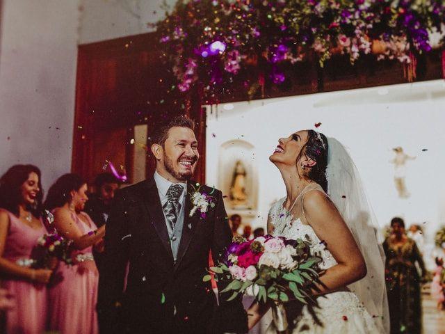 Regalos en la boda: ¿cómo pueden organizarlos?